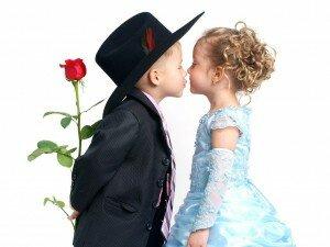 Детская мудрость - о любви