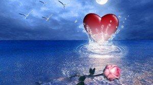 Сердце-роза-море. Мантра любви и нежности.