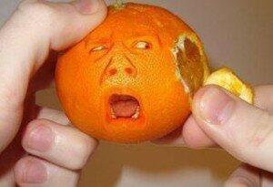 Апельсиновый марафон