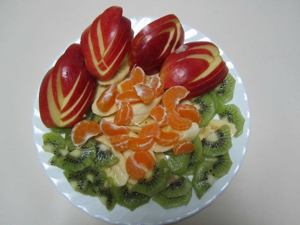 Как оригинально украсить блюдо